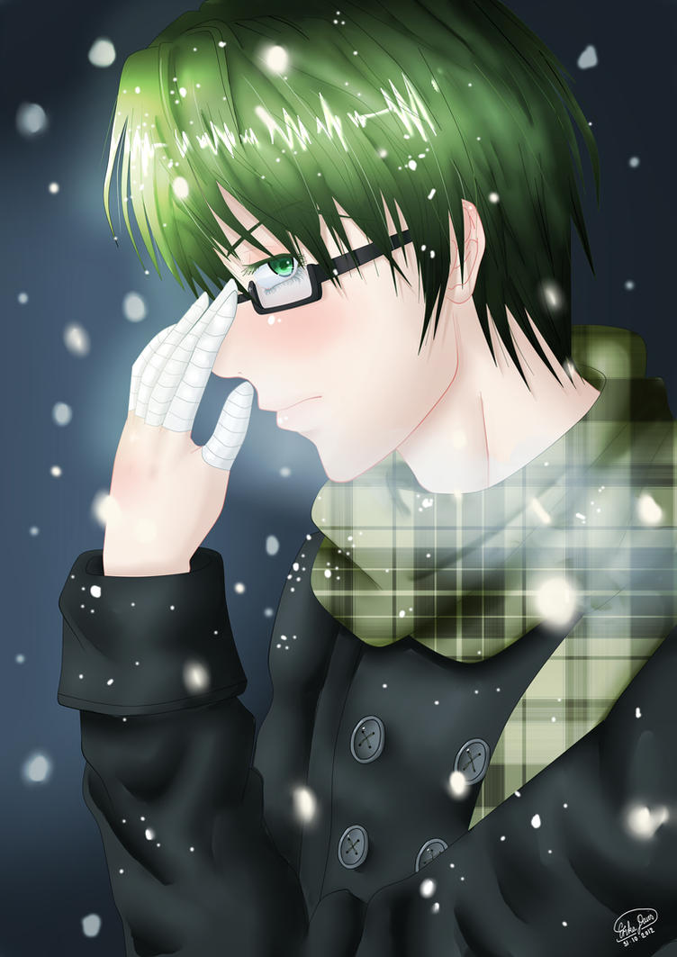 KnB: Emerald Winter by Ethereal-Asphixia