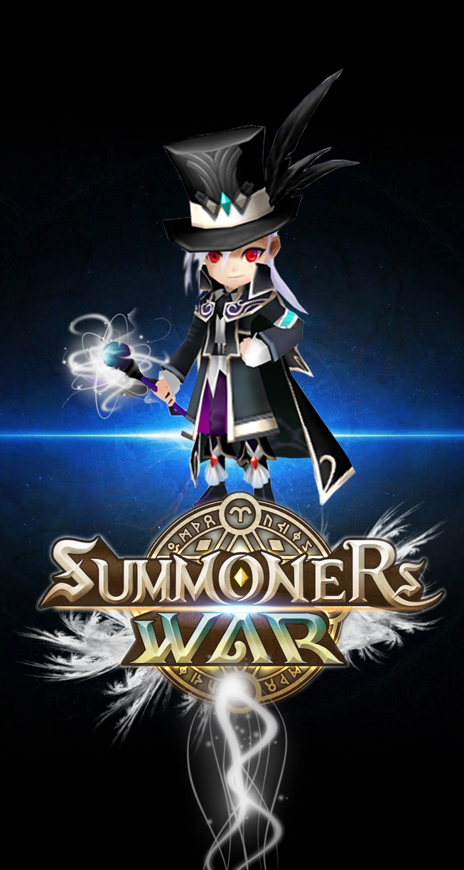 Summoners War Iphone 5 Wallpaper Guillaume By Holmer13 On