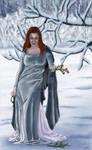 Frigga - Norse Goddess