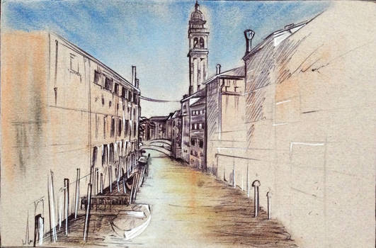 Wandering in Venice