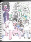 Steven Universe Family