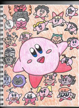 Kirby's!!