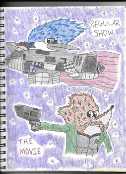 Regular Show The Movie!
