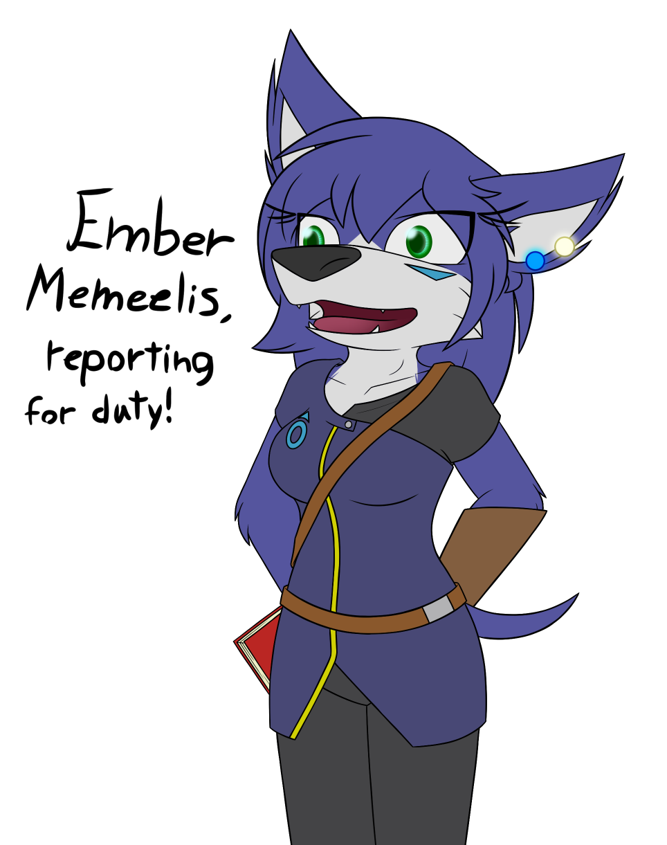 Reader Ember Color by W0lfmare