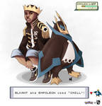 Imperial Sh*t (Chillin' Wit My Empoleon)