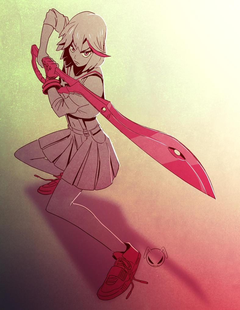 Kill la Kill by Antboy