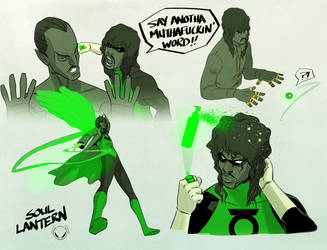 Soul Lantern by Antboy