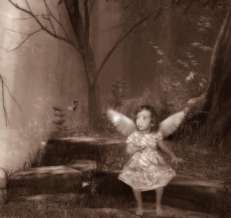 Little Angel by Jenifer10