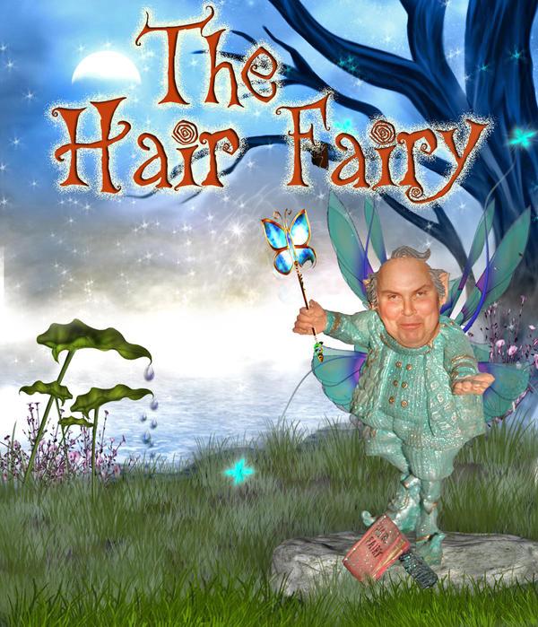 The Hair Fairy by Jenifer10