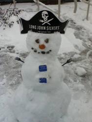 the snow pirate