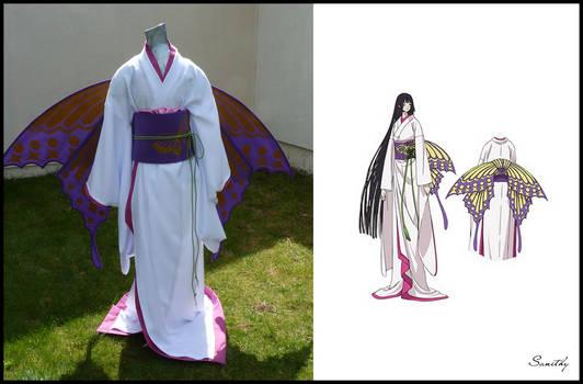 Yuko Ichihara:Butterfly Kimono