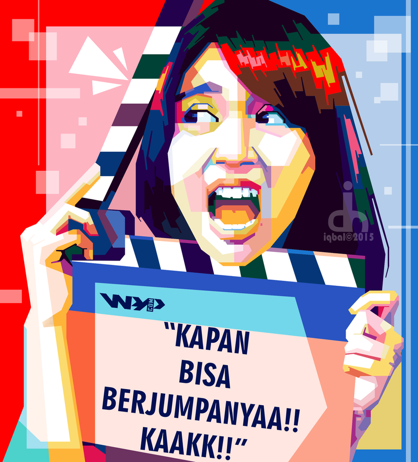 WPAP Nabilah Ratna Ayu JKT48 by iqbal dwi by iqbaldwi