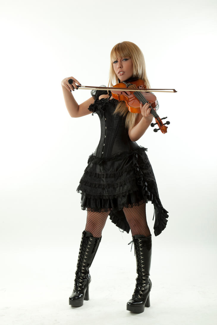 Tanit-Isis Violin II by tanit-isis-stock