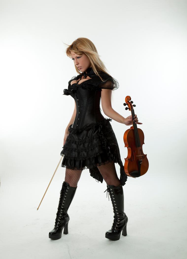 Tanit-Isis Violin III by tanit-isis-stock