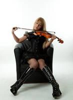 Tanit-Isis Violin IV by tanit-isis-stock