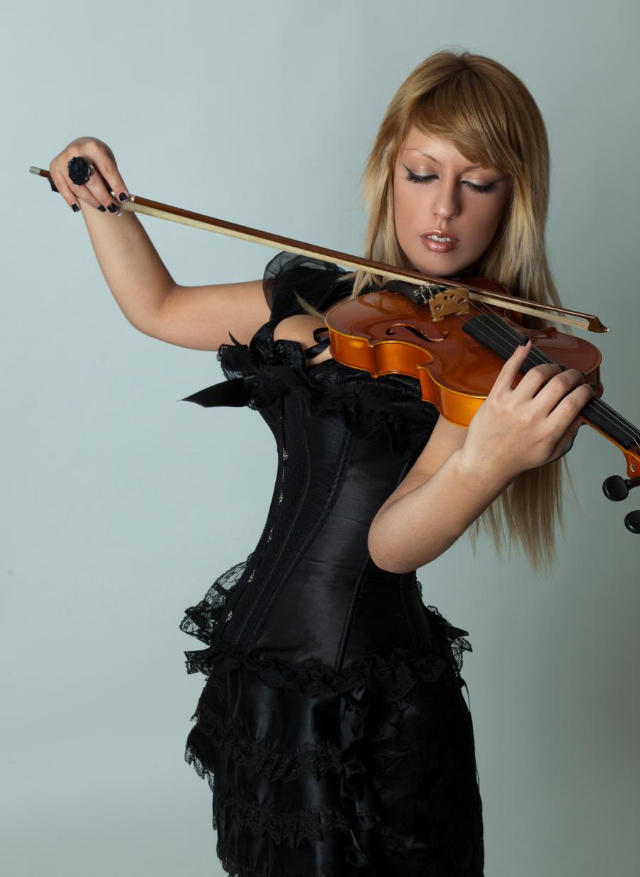 Tanit-Isis Violin V by tanit-isis-stock
