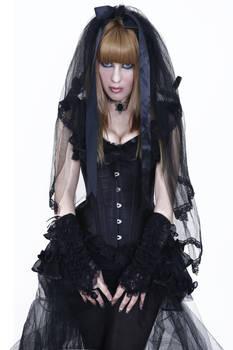 Tanit-Isis Black Widow Stock 2