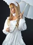 Tanit-Isis White Lolita Portrait