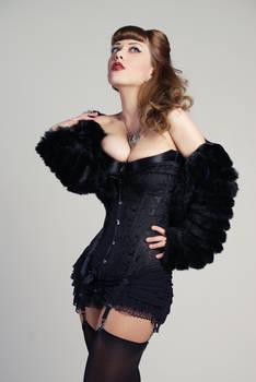 Tanit-Isis Gothic Burlesque Stock