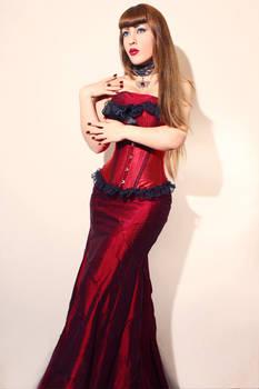 Tanit-Isis Crimson Glory Stock I