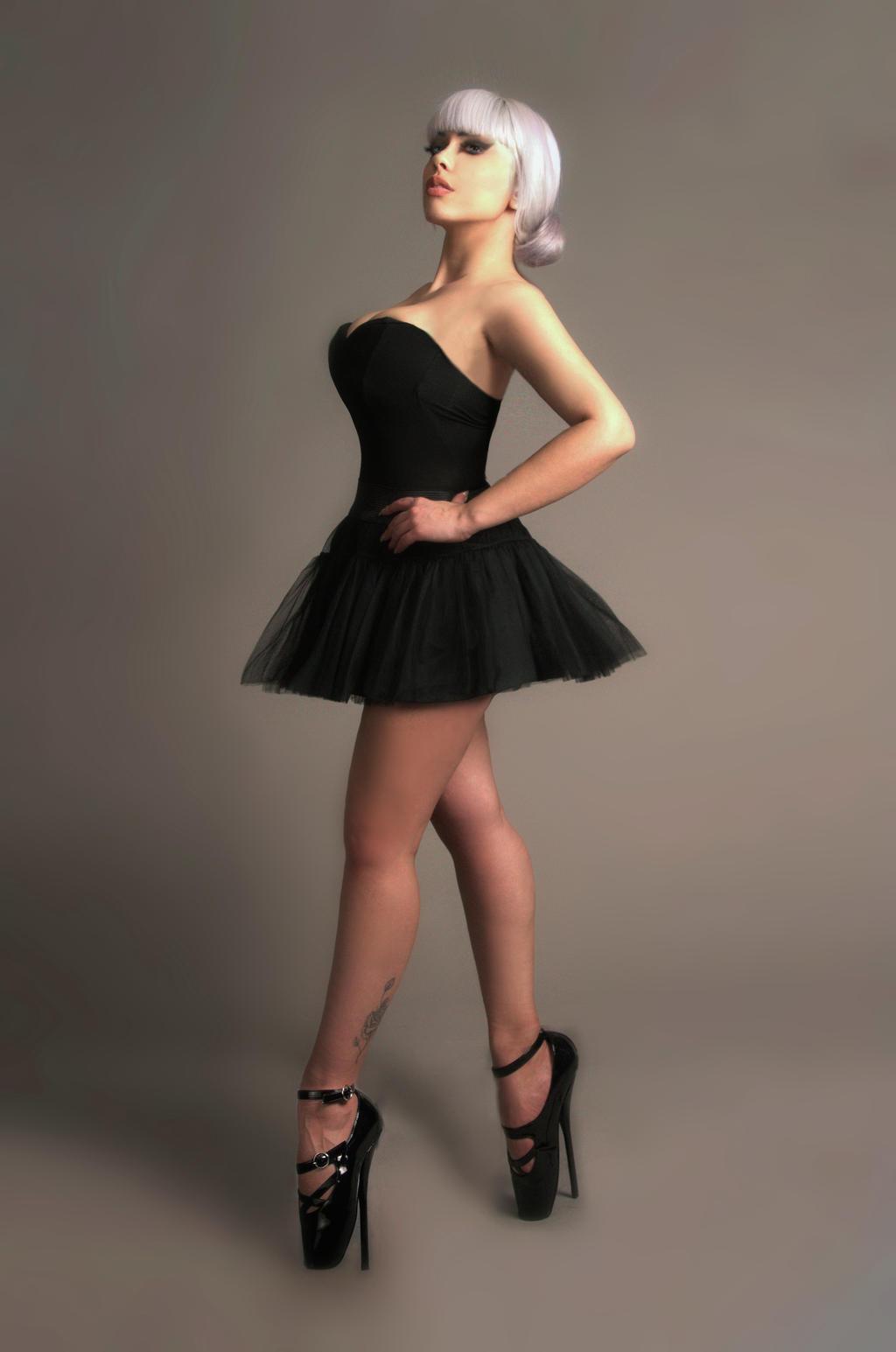 Ballet Heels II by tanit-isis-stock