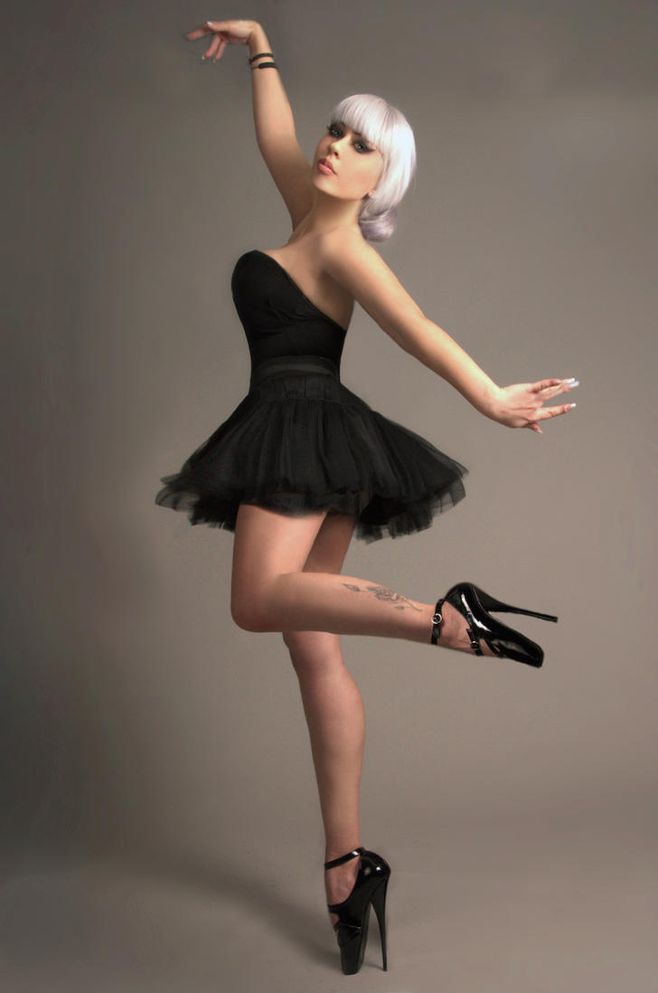 Ballet Heels III by tanit-isis-stock