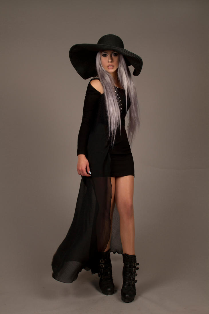 Modern Witch II by tanit-isis-stock