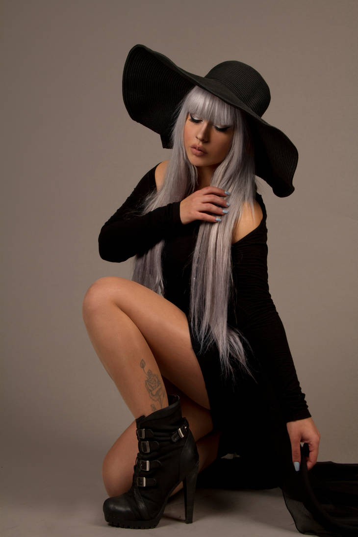 Modern Witch III by tanit-isis-stock
