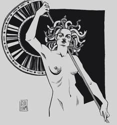 Medusa by Glutiam