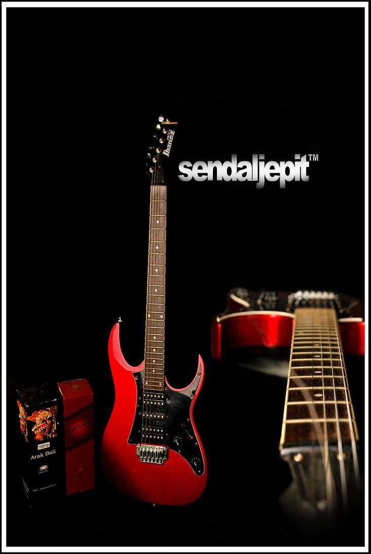 Gitar hero by Cibinong