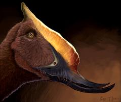 Dsungaripterus weii 2 by p-tjones
