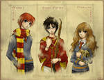 HP The Trio