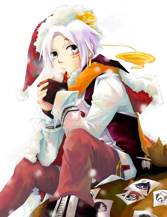 'Dear Santa' by hakumo