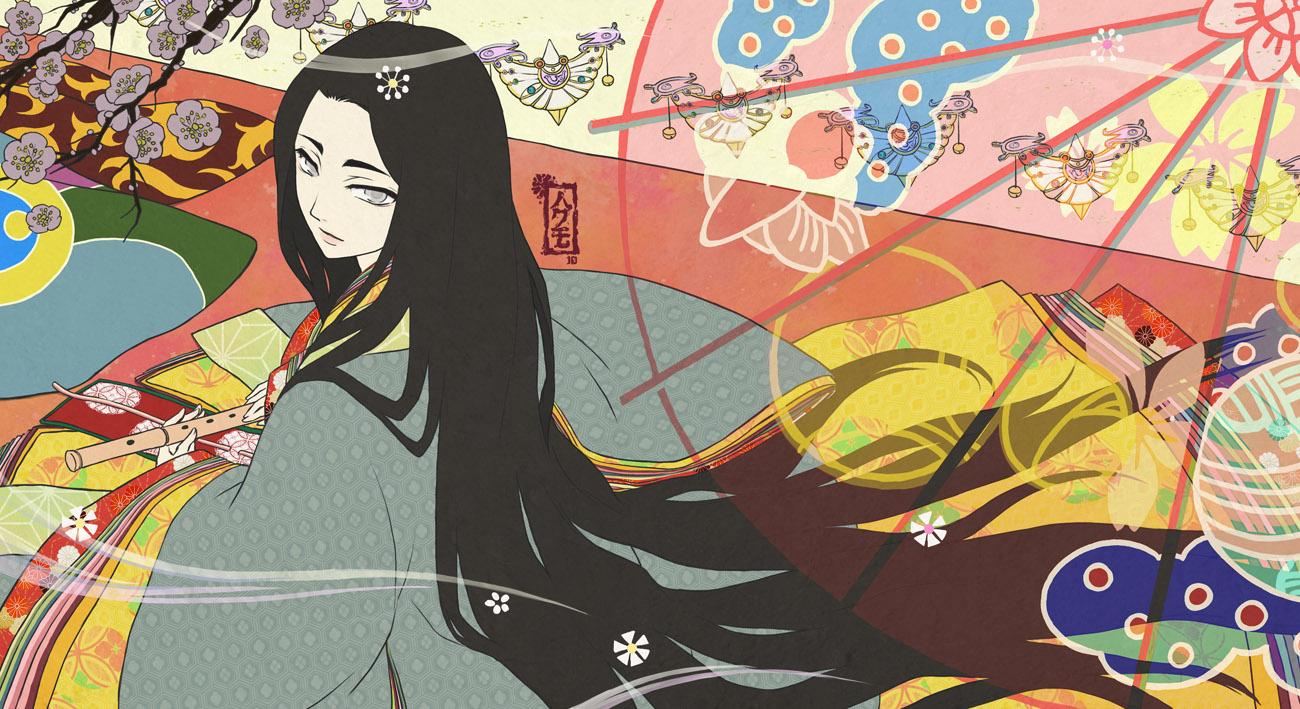 SW10: Mononoke in Spring by hakumo