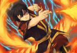 SW10: Fire Prince Zuko