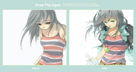 Draw this Again by hakumo
