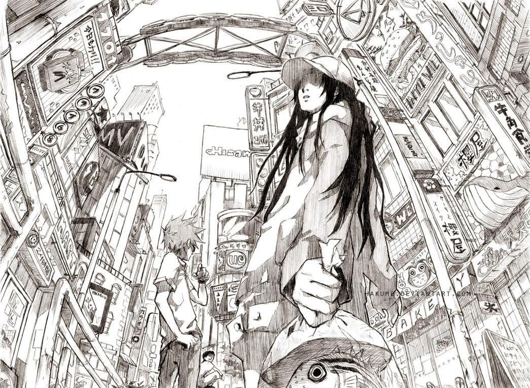 Playground Fish S Eye By Hakumo On Deviantart