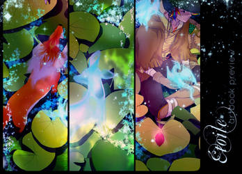 Etoile Artbook preview by hakumo