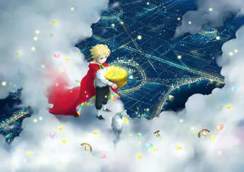 Stargather by hakumo