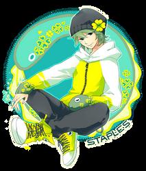Staples by hakumo