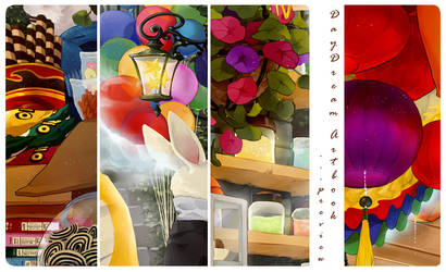 DayDream Artbook: preview