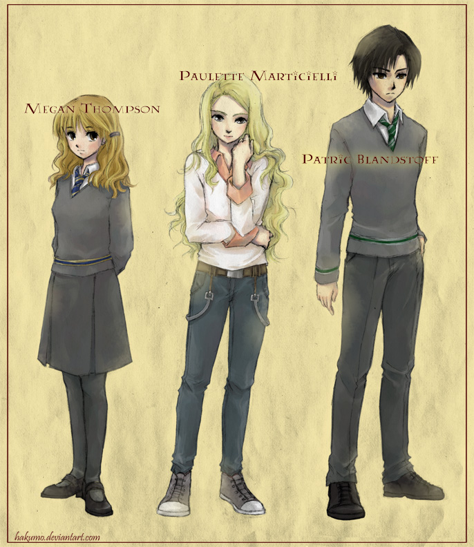 comm: Harry Potter-3 by hakumo on DeviantArt