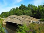 Concrete Camelback Bridge by historicbridges