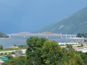 Nelson Bridge British Columbia