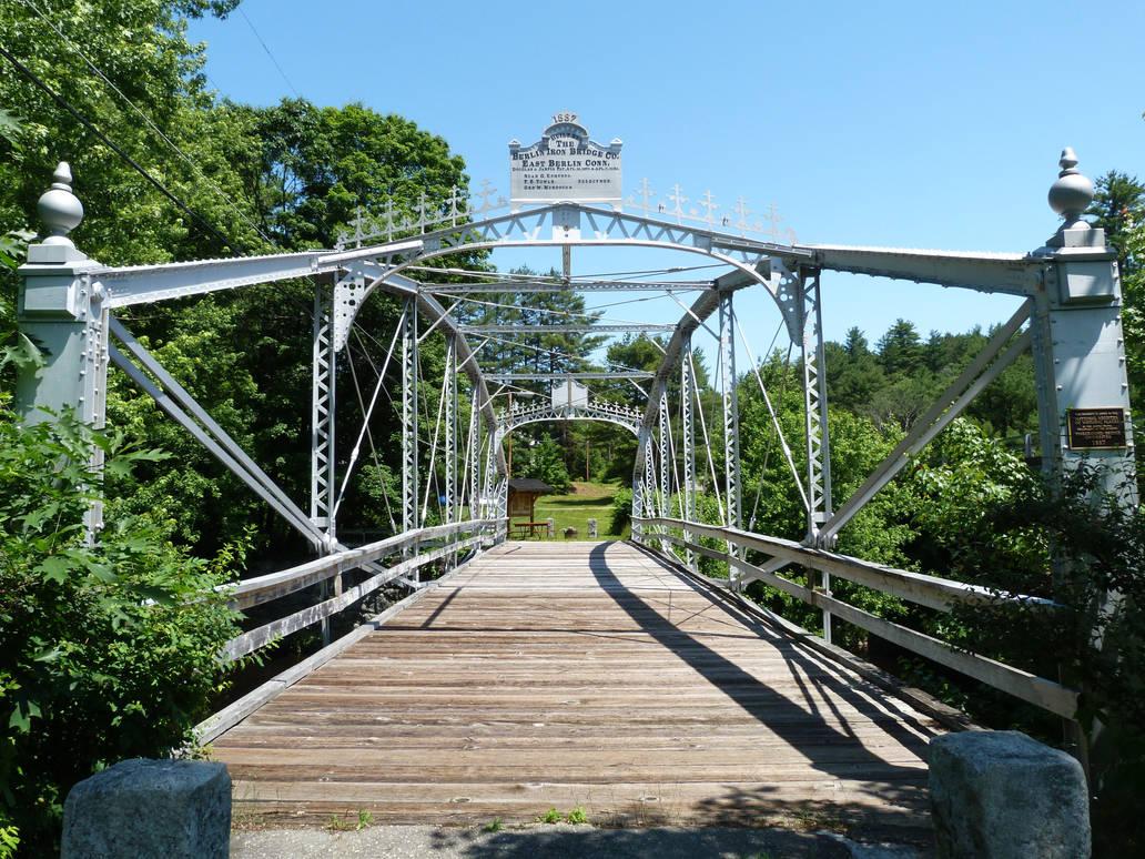 Pineground Bridge, Merrimack County, New Hampshire by historicbridges