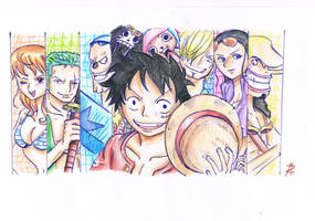 One Piece! We are! :D by Babu-2