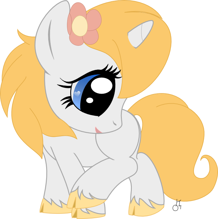 Baby Unicorn by KashimusPrime on DeviantArt