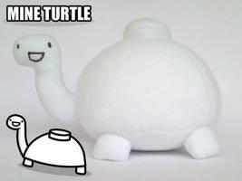 [asdfmovie] Mine Turtle by NekoRushi