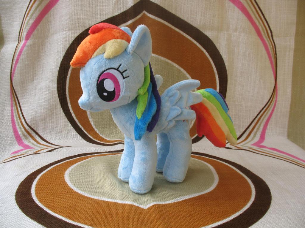 [My Little Pony] Rainbow Dash v2 by NekoRushi