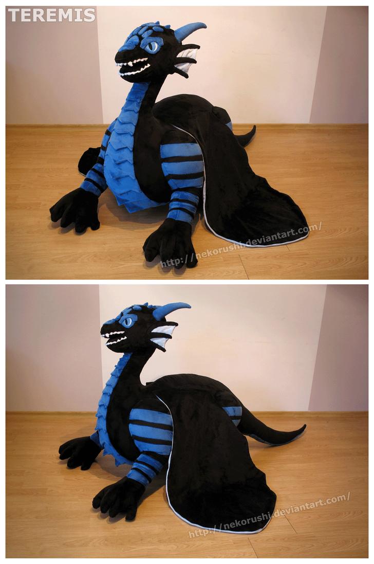 Teremis Dragon by NekoRushi